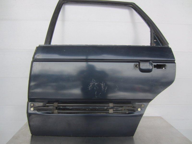 Дверь Volkswagen Passat B3 СЕДАН 1992 задняя левая