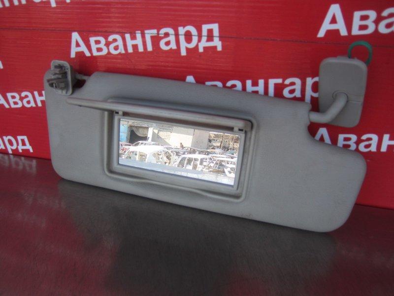 Козырек солнцезащитный Volvo S80 (Ts) СЕДАН 2001 правый