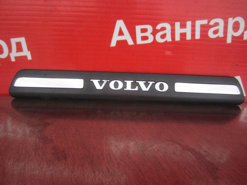 Накладка порога Volvo S80 B6294T 2002 задняя
