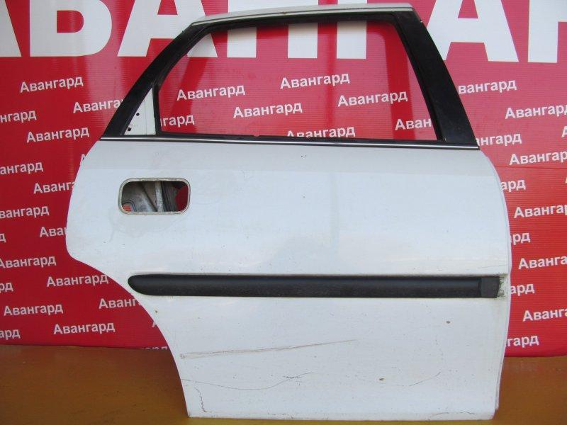 Дверь Opel Vectra B СЕДАН 1998 задняя правая