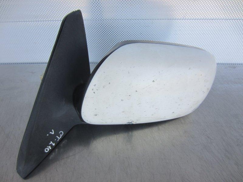 Зеркало Toyota Corona Premio 210 1997 левое