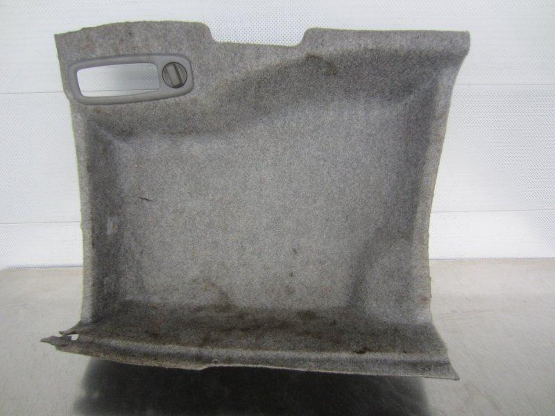 Обшивка багажника Volvo S80 (Ts) B6294T 2002 задняя левая
