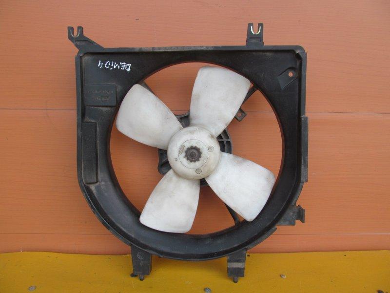 Электровентилятор охлаждения Mazda Demio Dw 2001