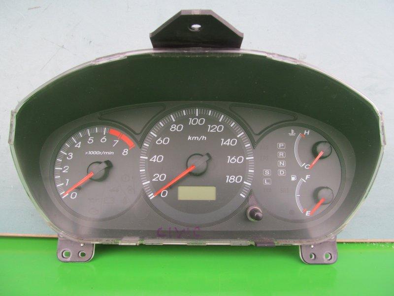 Щиток приборов Honda Civic 7 2001
