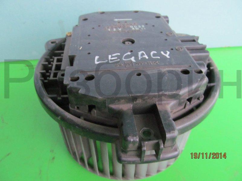 Моторчик печки Subaru Legacy Be5 1999