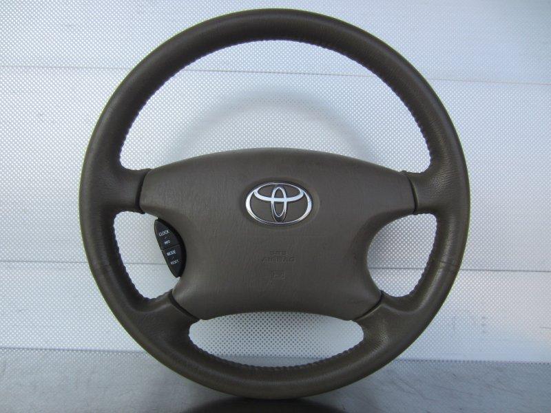 Руль Toyota Camry Acv30 2003