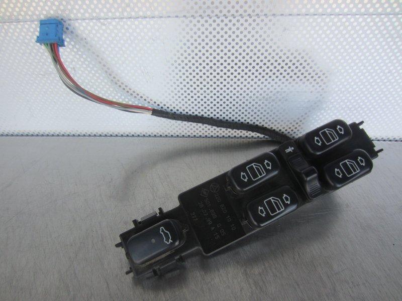 Блок управления стеклоподъемниками Mercedes-Benz W220 2000