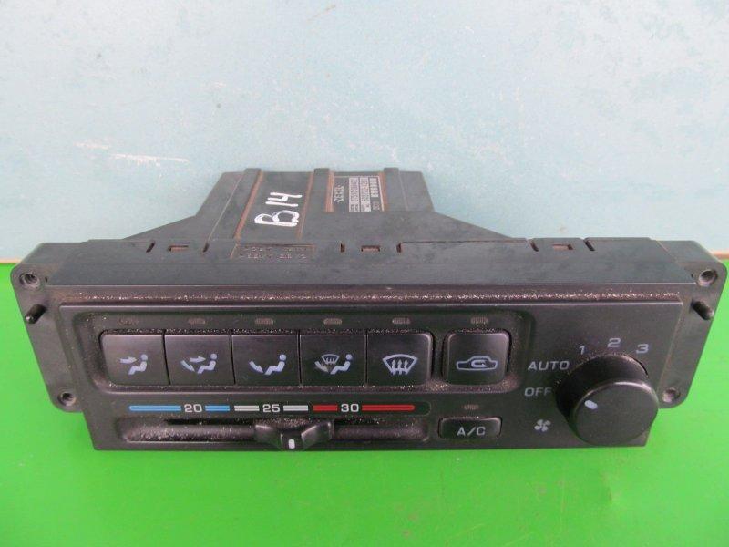 Блок управления печкой Nissan Sunny B14 1997
