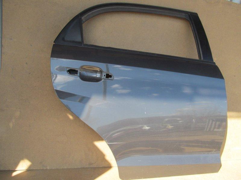 Дверь Chery A13 ХЕТЧБЭК 2012 задняя правая