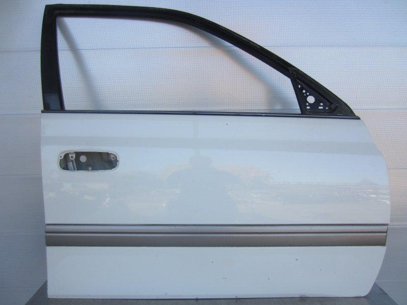 Дверь Toyota Corona Premio 210 1997 передняя правая