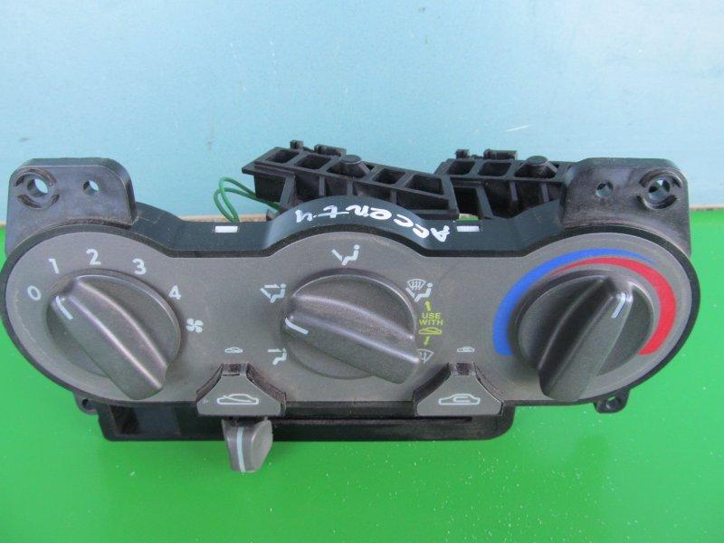 Блок управления печкой Hyundai Accent 2007