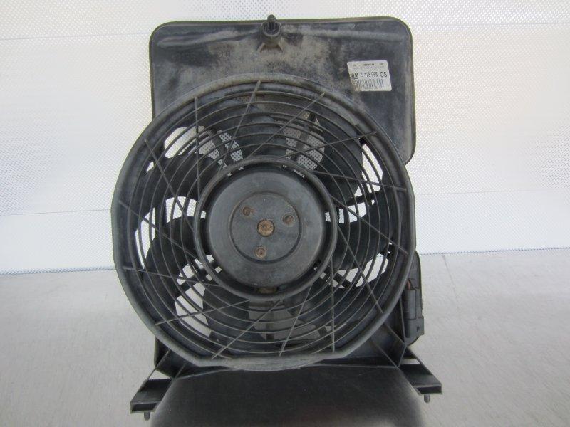 Электровентилятор охлаждения Opel Omega B X25XE 2000