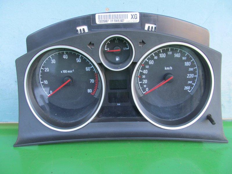 Щиток приборов Opel Astra H 2007