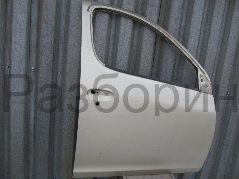 Дверь Toyota Funcargo передняя правая