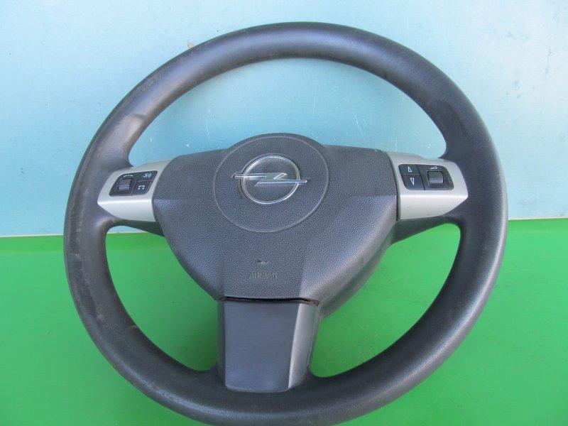 Руль Opel Astra H 2008