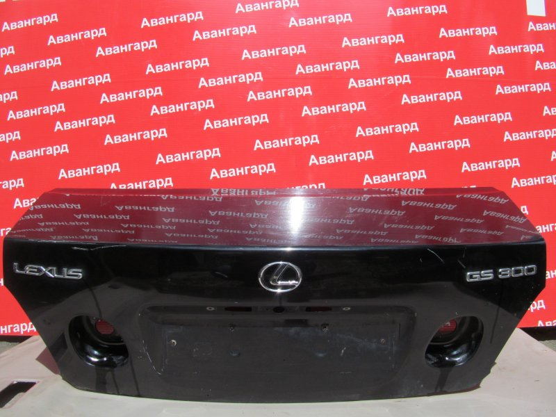 Крышка багажника Lexus Gs300 2001