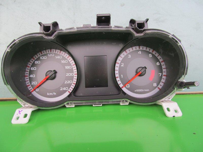 Щиток приборов Mitsubishi Lancer X 2007