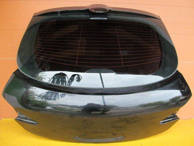 Крышка багажника Chery M11 2011