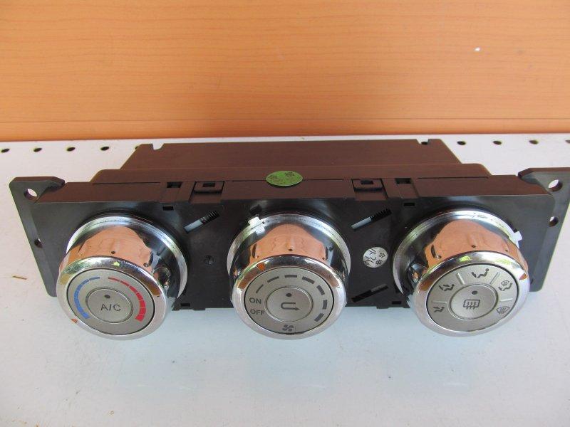 Блок управления печкой Chery M11 2011