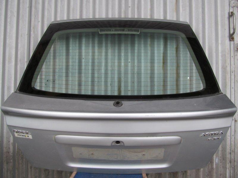 Крышка багажника Opel Astra G 1998