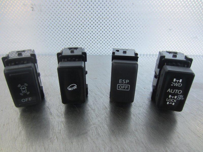 Кнопки Renault Koleos 2TR 2008