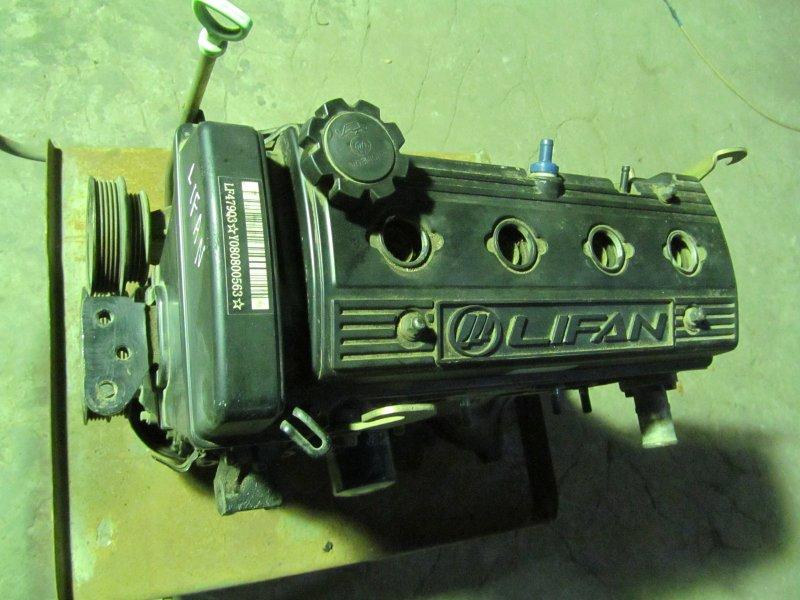 Двигатель Lifan Breez LF479 (1.3) 2011