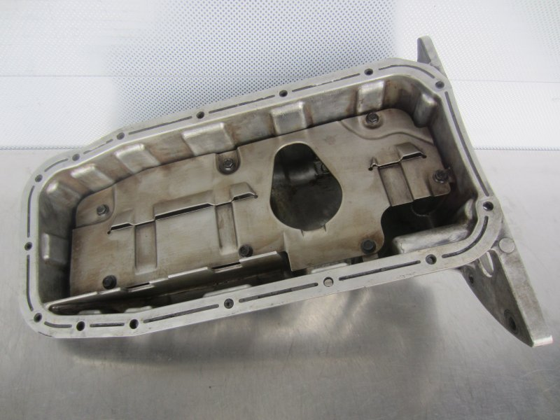 Поддон двигателя Chevrolet Aveo T250 1.4 2007