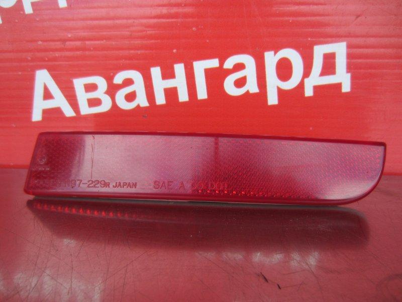 Фонарь Mitsubishi Lancer X СЕДАН 2007 задний правый