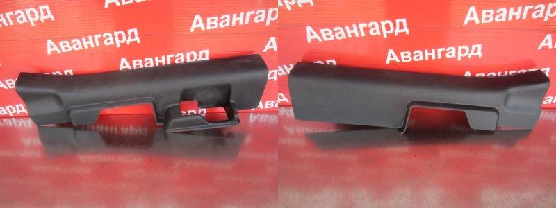 Накладка порога внутренняя Mitsubishi Lancer X СЕДАН 2007 передняя