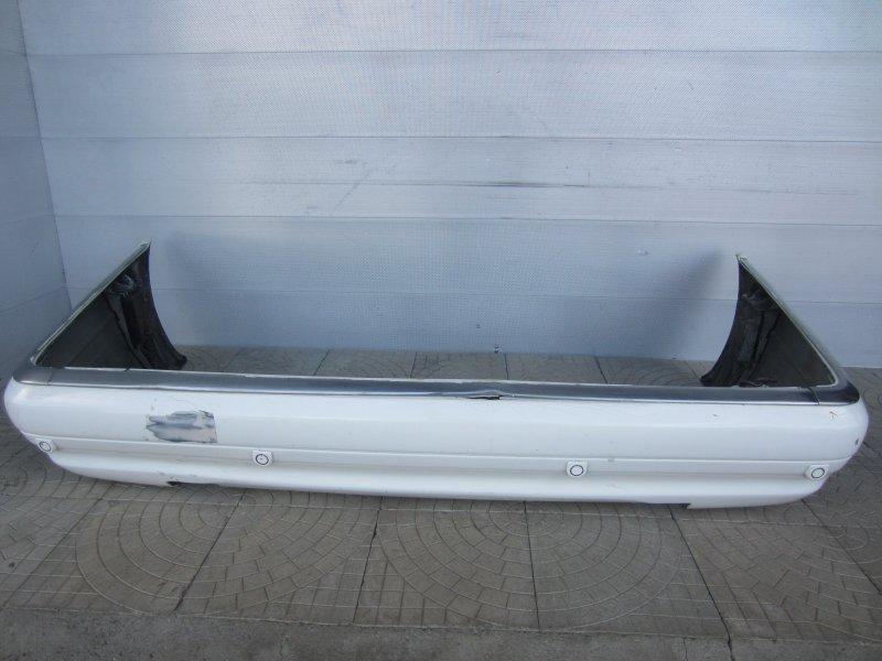 Бампер Mercedes-Benz W140 LONG 1997 задний