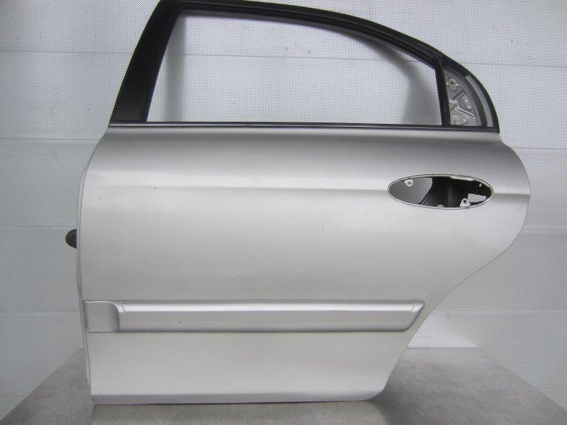 Дверь Hyundai Sonata Ef 2005 задняя левая