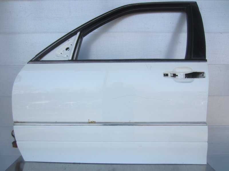 Дверь Mercedes-Benz W140 1997 передняя левая