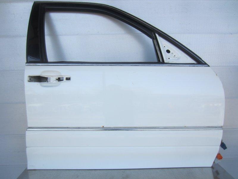 Дверь Mercedes-Benz W140 1997 передняя правая