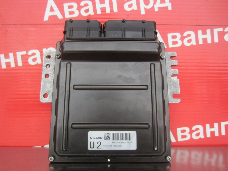 Эбу двс Infiniti Fx S50 VQ35DE 2003