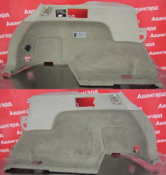 Обшивка багажника Infiniti Fx S50 2003 задняя