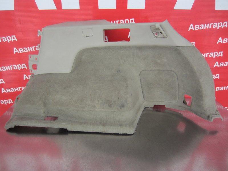 Обшивка багажника Infiniti Fx S50 2003 задняя правая