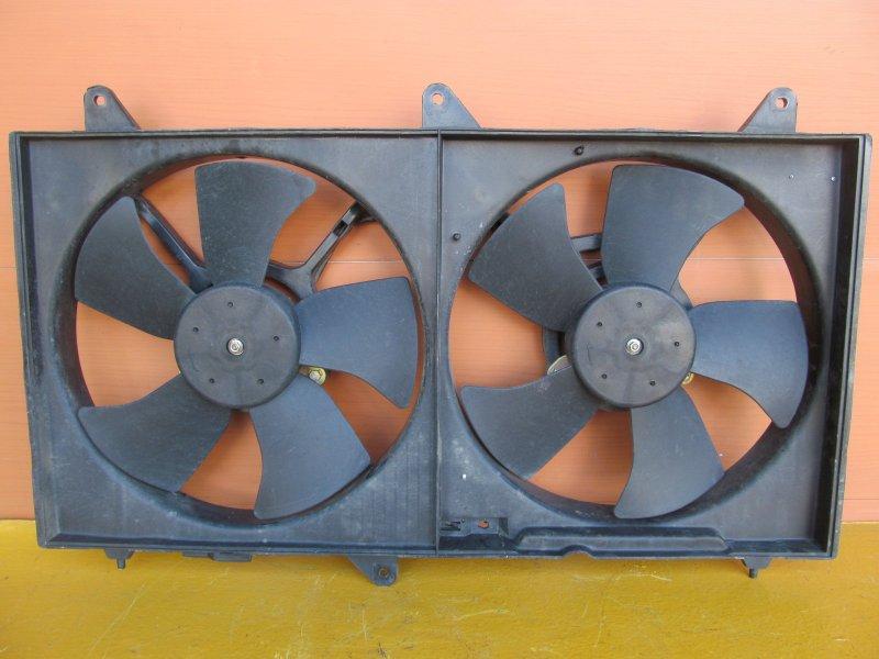 Вентилятор охлаждения Chery M11 2011