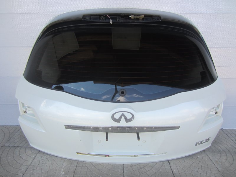 Крышка багажника Infiniti Fx S50 2003 задняя