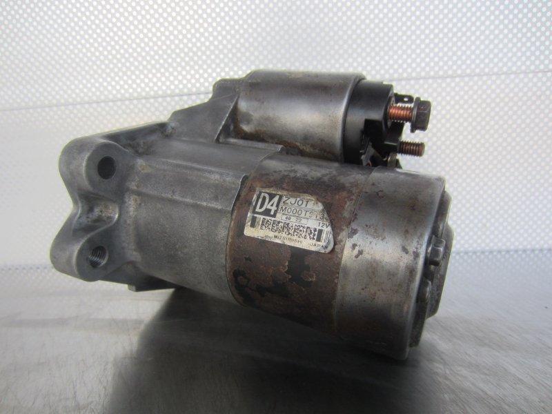 Стартер Mazda 3 Bk Z6 2004