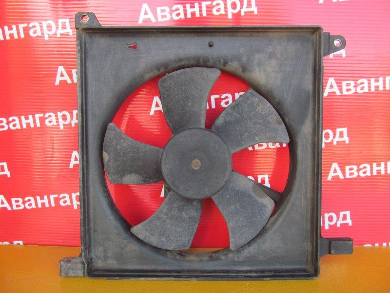 Электровентилятор охлаждения Daewoo Nexia 2007