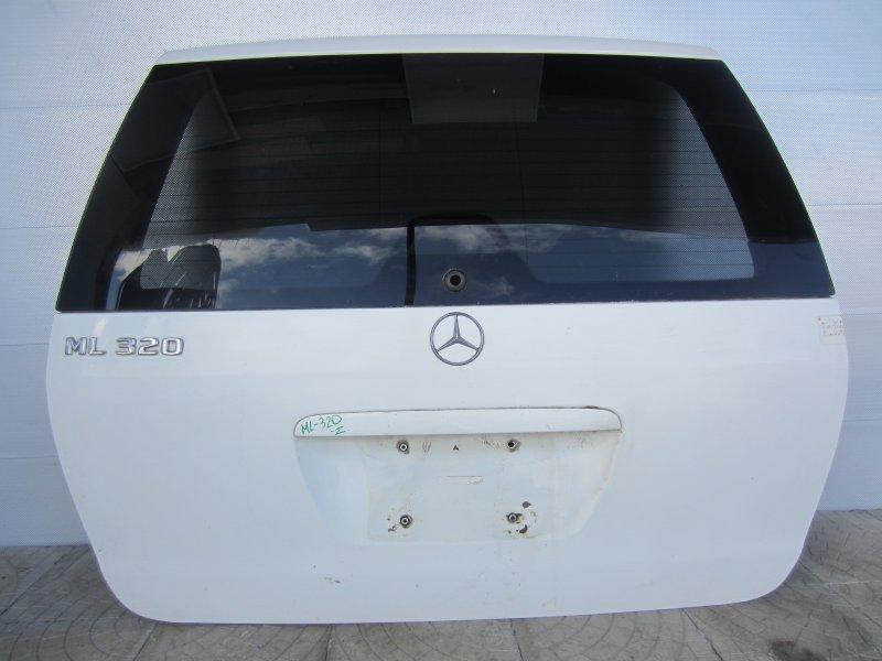 Крышка багажника Mercedes-Benz W163 1999
