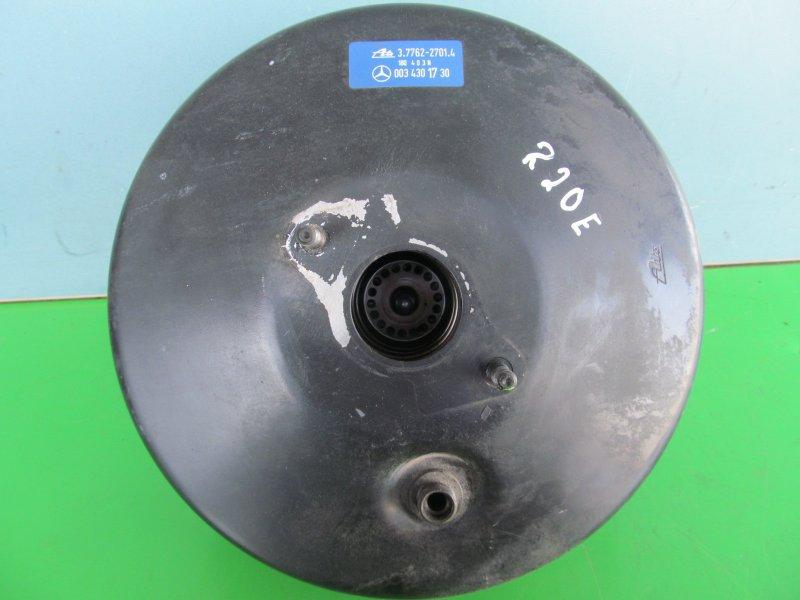 Вакуумный усилитель тормозов Mercedes-Benz W124 M111 1994