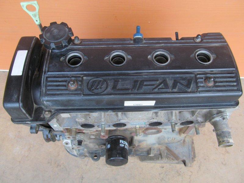 Двигатель Lifan Smily LF479Q3 2011
