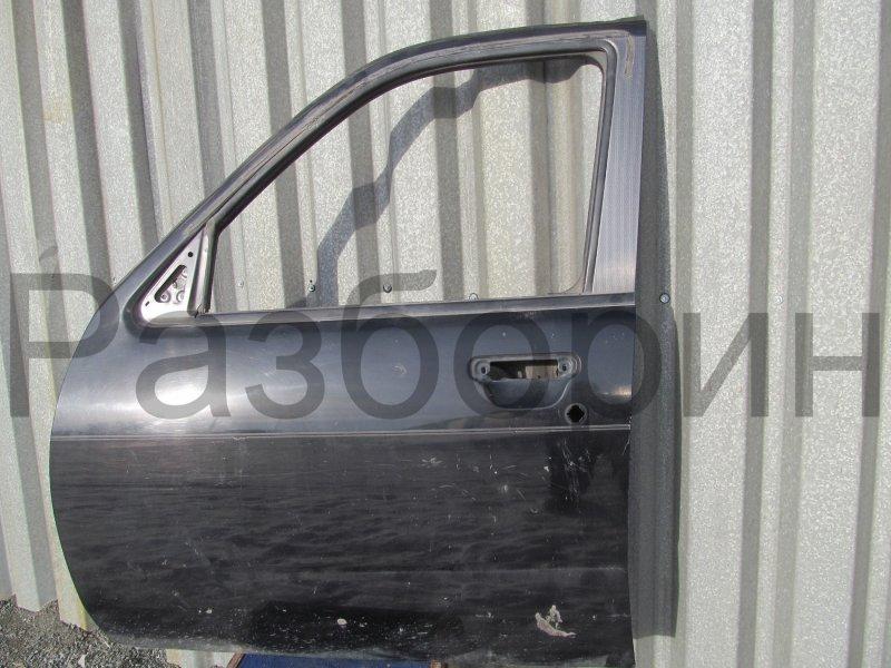 Дверь Nissan Cube Az10 2001 передняя левая