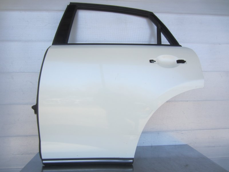 Дверь Infiniti Fx S50 2003 задняя левая