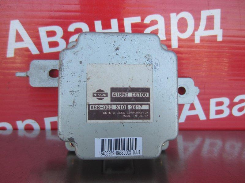 Блок управления раздаткой Infiniti Fx S50 VQ35DE 2003