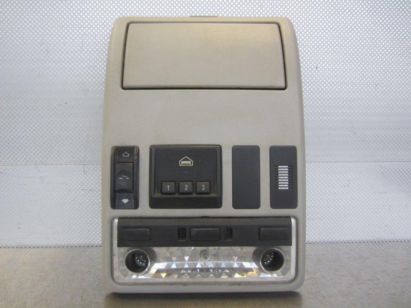 Плафон салона Bmw E53 2001 передний