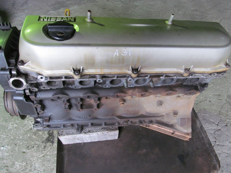 Двигатель Nissan Cefiro A31 RB20 1990