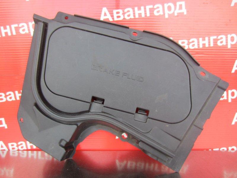 Накладка пластиковая под капот Infiniti Fx S50 VQ35DE 2003 левая