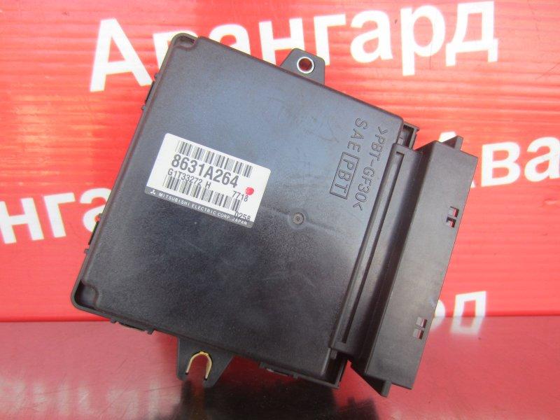 Эбу акпп Mitsubishi Lancer X СЕДАН 4A91 2007